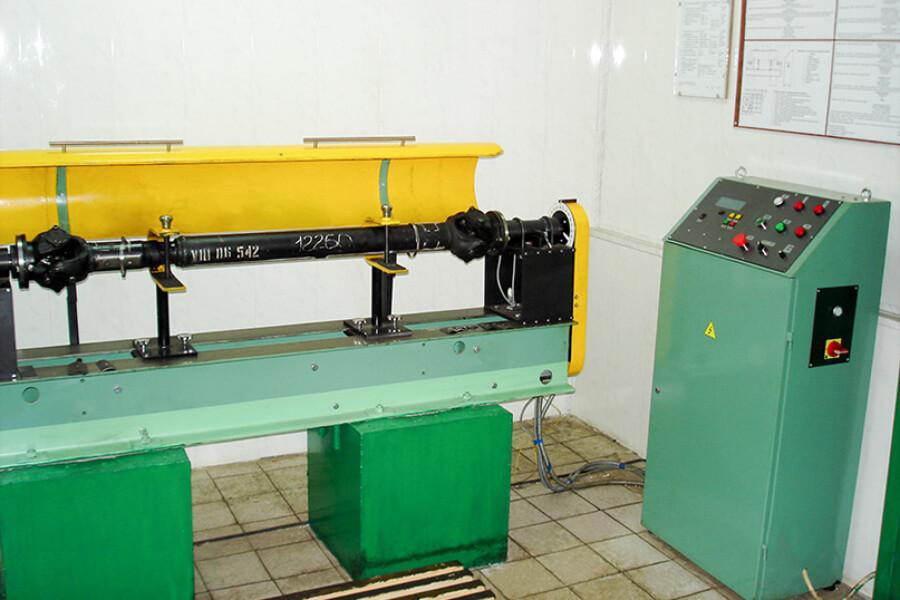 Балансировочный станок БВИ-03-72М