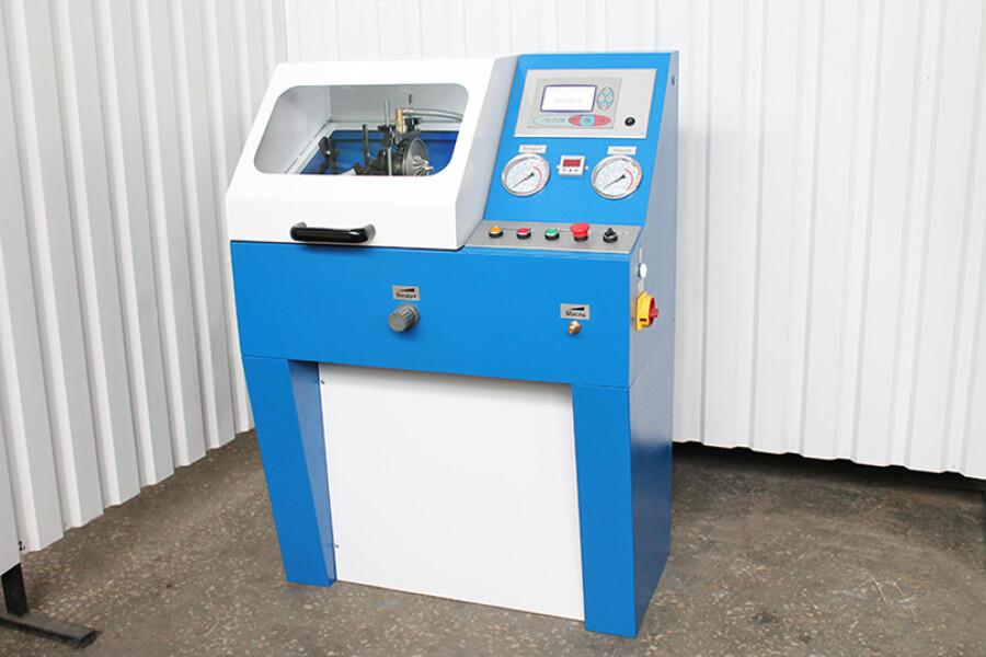 Добалансировочный станок для турбокомпрессоров модели <span>ДБСТ-10</span>