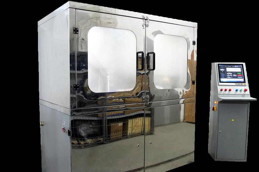 Автоматическая моющая машина для сажевых фильтров ПОСЕЙДОН-1000