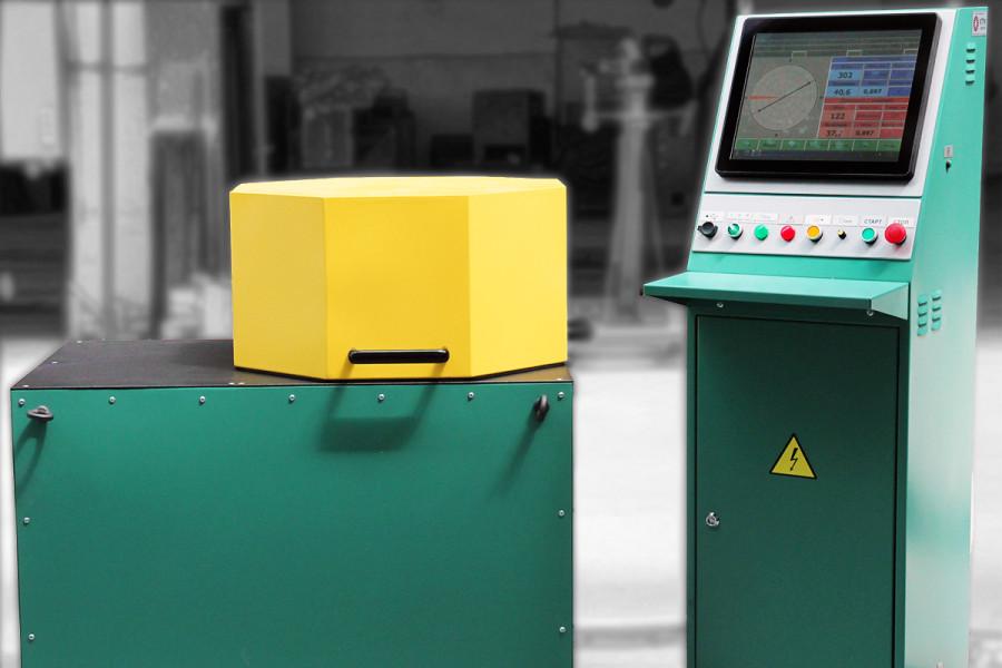 Станок для балансировки трансформаторов автоматических коробок передач модели 97В100